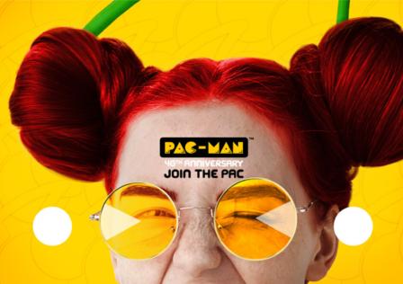 Pac Man Anniversary 2