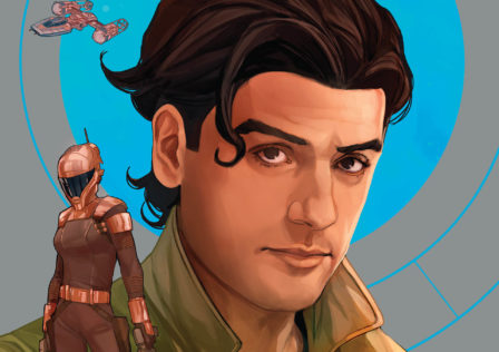 Unaltered Magazine: Star Wars Poe Dameron Free Fall Review banner