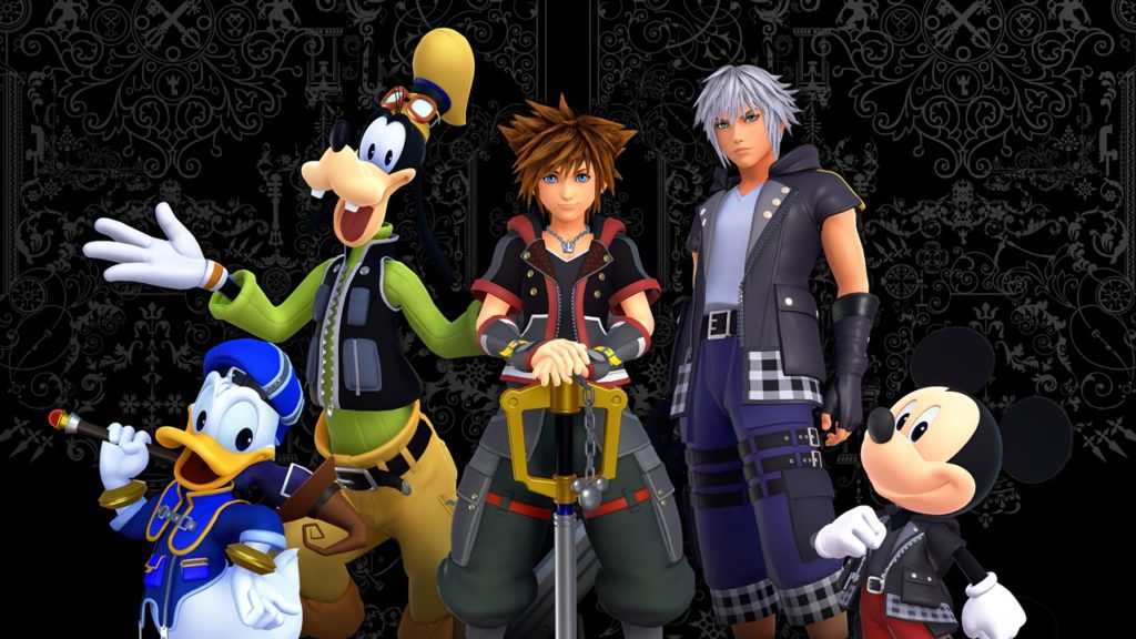 Kingdom Hearts Serie DisneyPlus - Unaltered Magazine