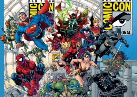 Unaltered Magazine: San Diege Comic Con 2020 als Online-Event