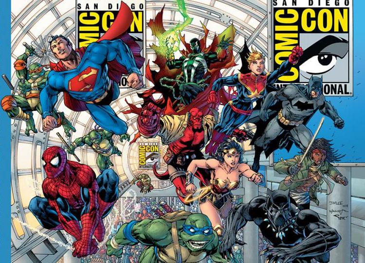 San Diege Comic Con 2020 als Online-Event - Unaltered Magazine