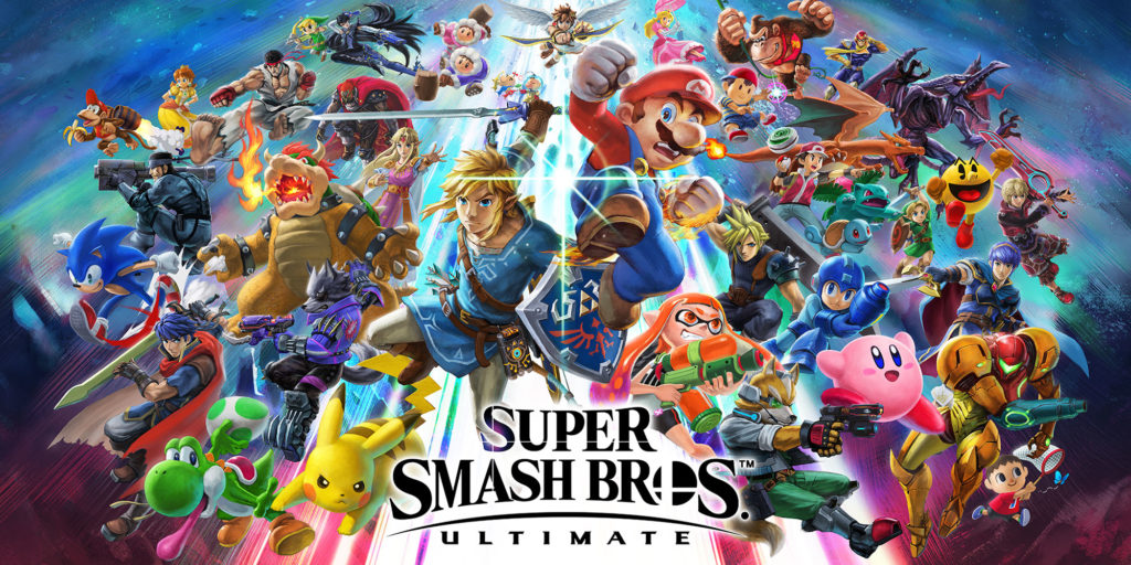 Super Smash Bros Ultimate Turnier - News von Unaltered Magazine