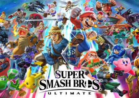 Unaltered Magazine: Super Smash Bros Ultimate Turnier