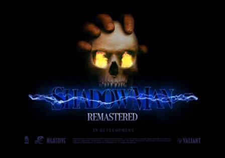 Shadow Man Header