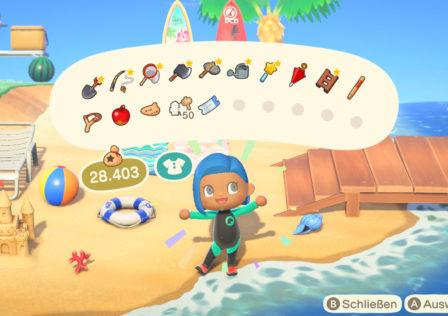 Unaltered Magazine: Animal Crossing New Horizons Sommer-Updates News screenshot 4