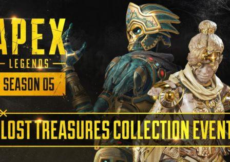 Unaltered Magazine: Apex Legends Season 5 Verlorene Schätze News screenshot 1
