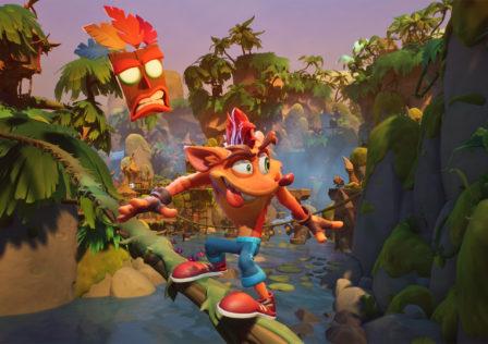 Unaltered Magazine: Crash Bandicoot 4 It's About Time angekündigt banner