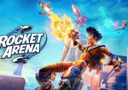 Unaltered Magazine: Rocket Arena Ankündigung screenshot 1