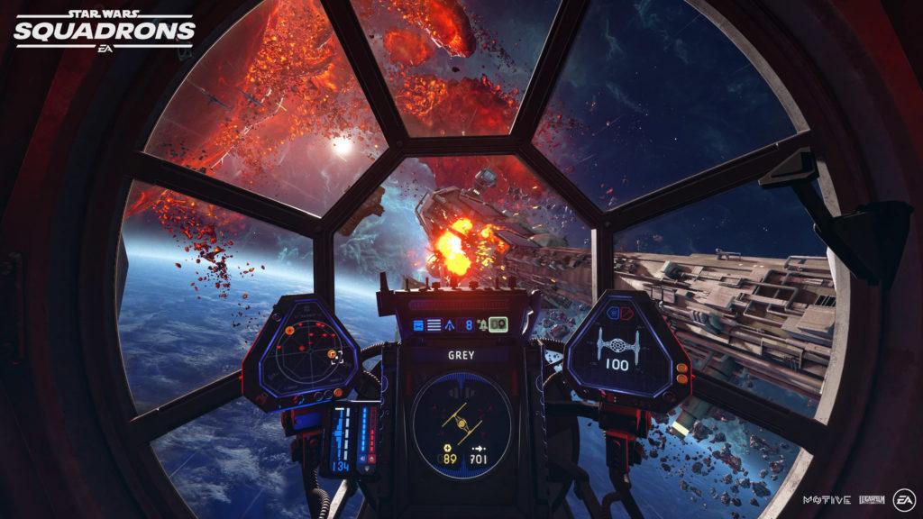 Star Wars Squadrons Gameplay - News von Unaltered Magazine