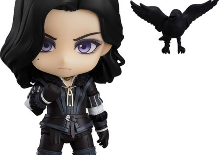 Unaltered Magazine: Yennefer Nendoroid
