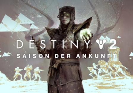 Unaltered Magazine: Destiny 2 Saison der Ankunft Review banner