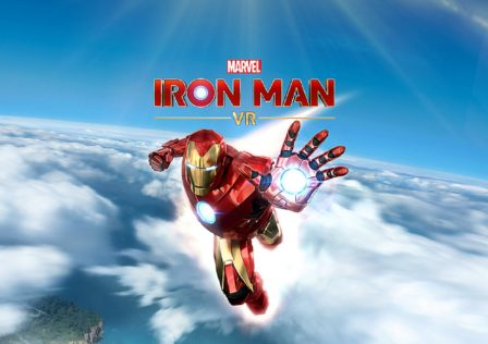 Unaltered Magazine: Iron Man VR Review Banner