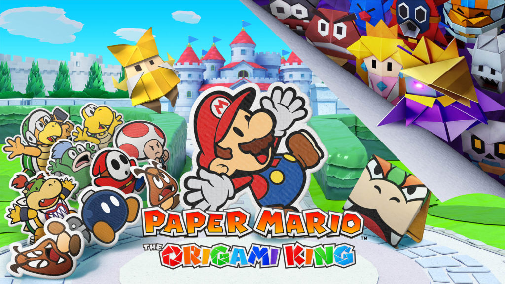 Paper Mario The Origami King Review von Unaltered Magazine