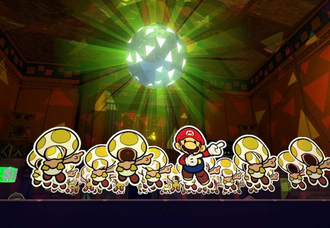Unaltered Magazine: Paper Mario The Origami King Review screenshot 6