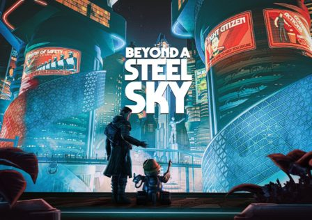 Unaltered Magazine: Beyond A Steel Sky Review banner