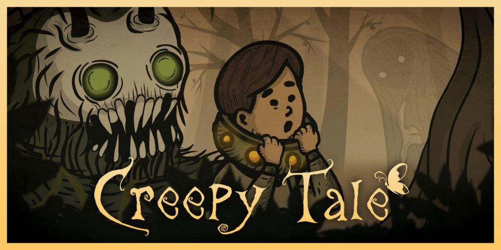 Creepy Tale Review von Unaltered Magazine