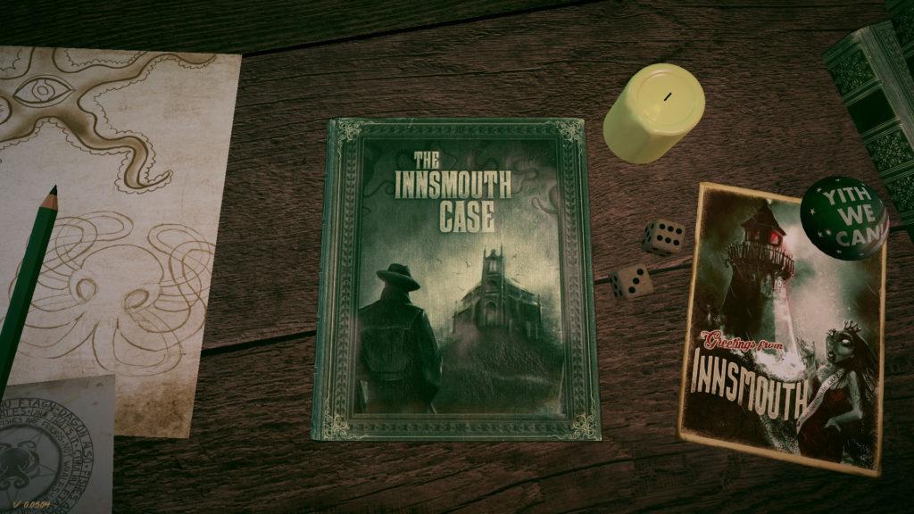 The Innsmouth Case Review von Unaltered Magazine