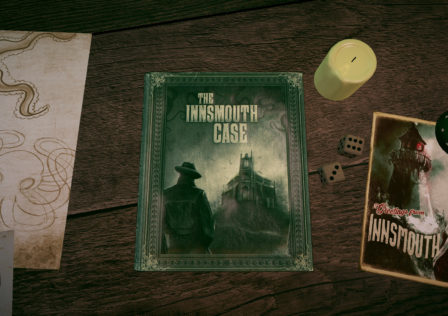 Unaltered Magazine: The Innsmouth Case Review banner