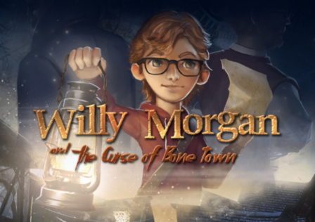 Unaltered Magazine: Willy Morgan and the Curse of Bone Town Preview banner