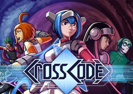 Unaltered Magazine: Crosscode Review banner