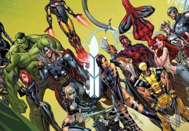 Unaltered Magazine: Marvel Incoming Review und Rezension banner