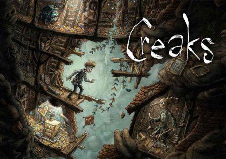 Creaks im Test – Review von Unaltered Magazine banner