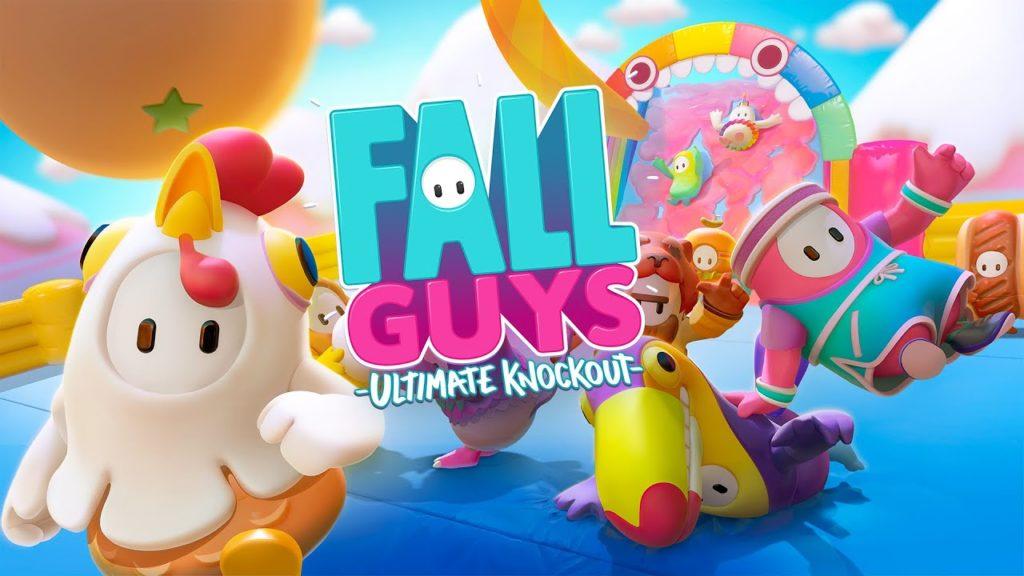 Unaltered Magazine: Fall Guys Update News