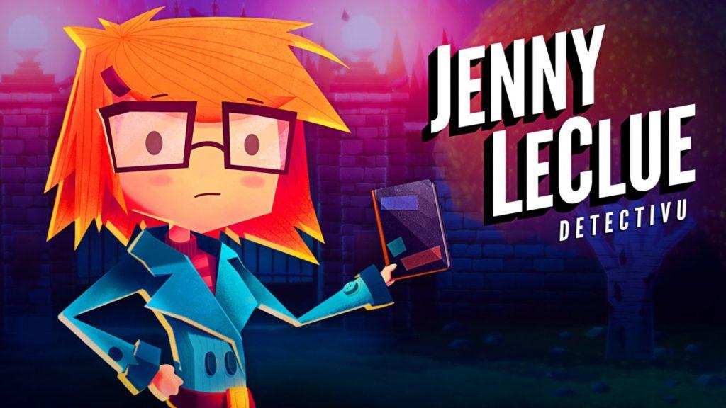 Jenny LeClou Detectivu Review von Unaltered Magazine