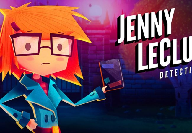 Unaltered Magazine: Jenny LeClou Detectivu Review