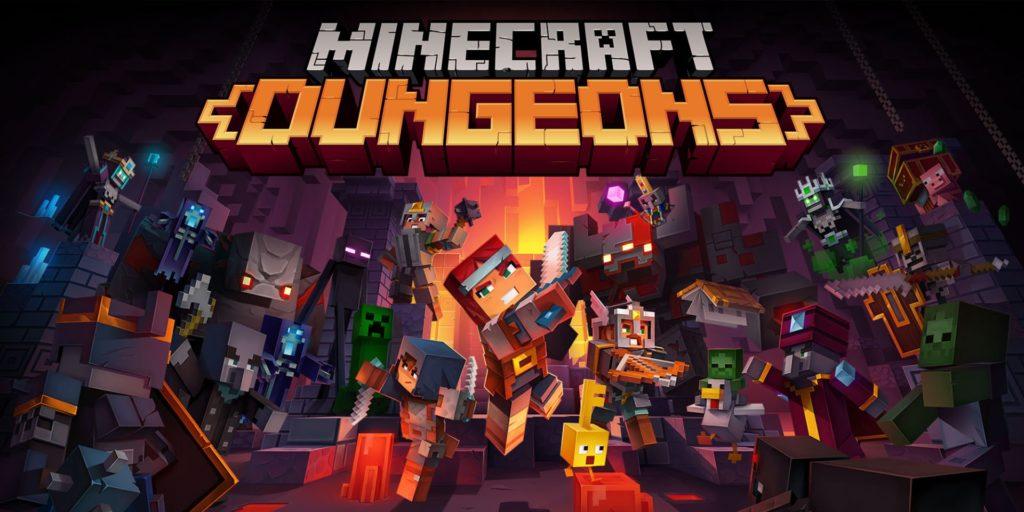 Minecraft Dungeons Creeping Winter DLC News von Unaltered Magazine