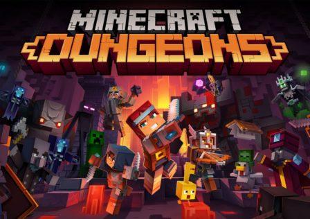 Unaltered Magazine: Minecraft Dungeons Creeping Winter DLC