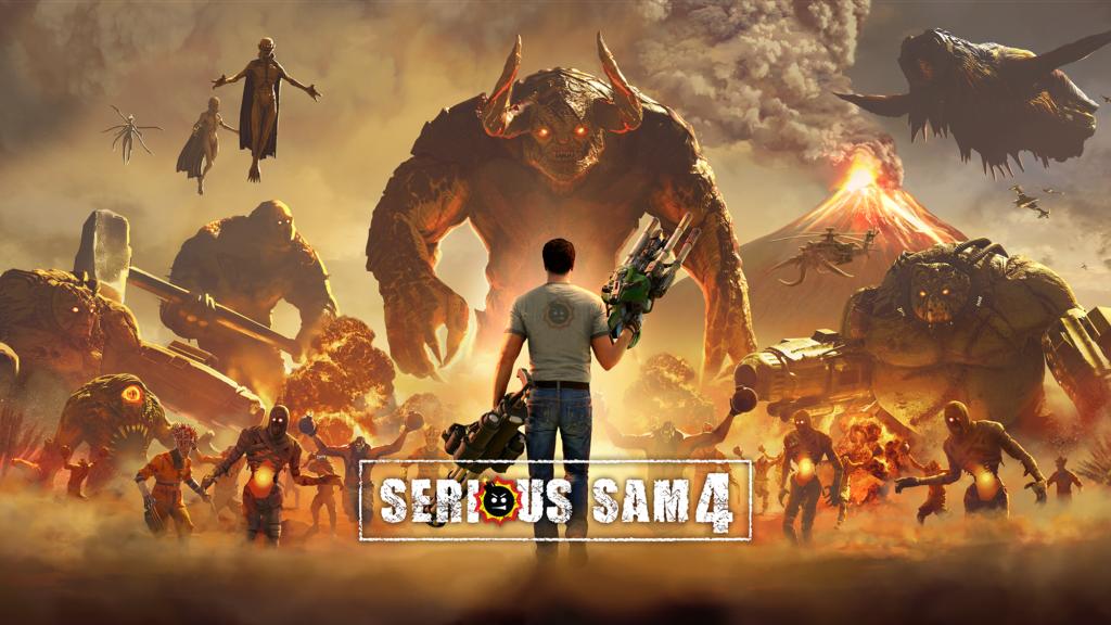 Neuer Gameplay-Trailer zu Serious Sam 4 - News von Unaltered Magazine