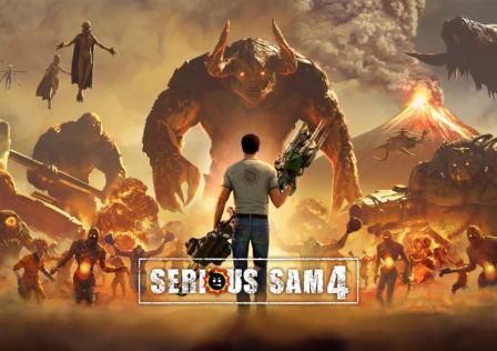 Neuer Gameplay-Trailer zu Serious Sam 4 – News von Unaltered Magazine