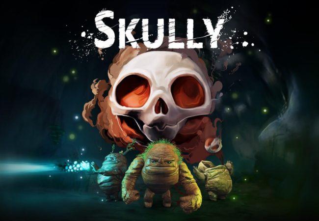 Skully Header