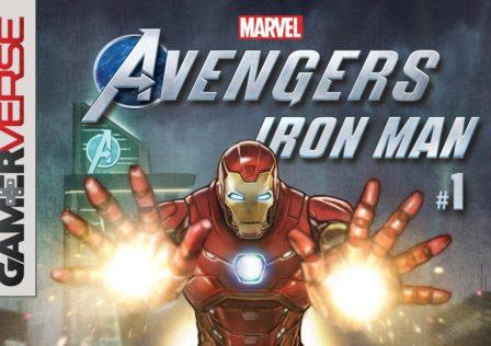 Unaltered Magazine: Marvel's Avengers Die Vorgeschichte zum Videogame Review Header