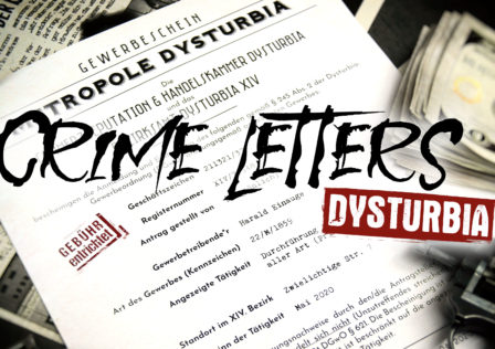 Crime Letters August im Test – Review von Unaltered Magazine banner