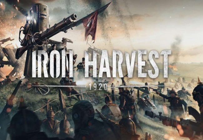 Iron Harvest im Test – Review von Unaltered Magazine banner