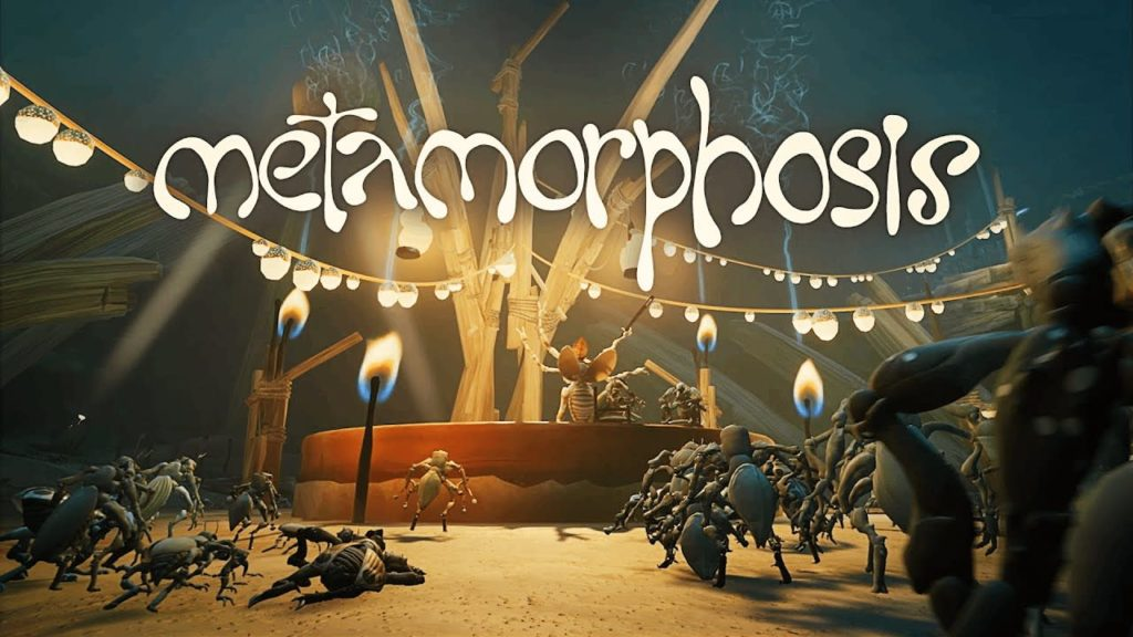 Metamorphosis Review von Unaltered Magazine