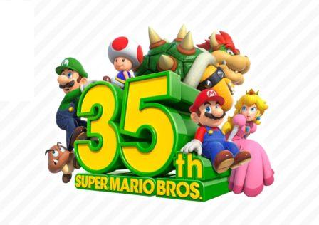 Super Mario Bros 35 Jubilaeum News von Unaltered Magazin