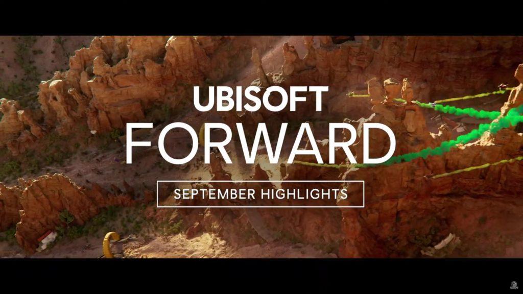 Ubisoft Forward September News von Unaltered Magazin