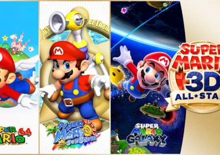 Super Mario 3D All-Stars im Test – Review von Unaltered Magazine banner