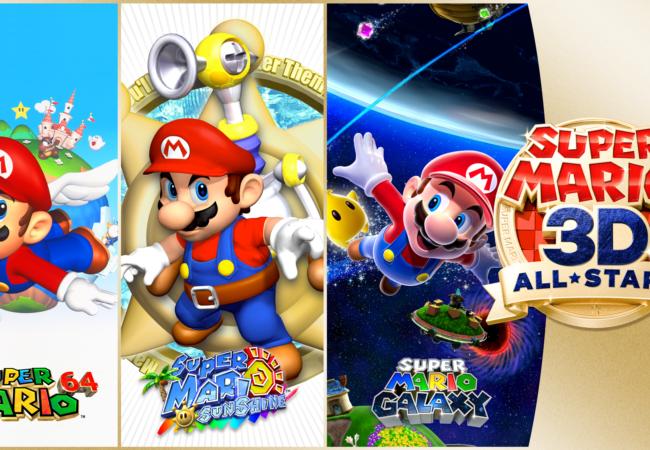 Super Mario 3D All-Stars im Test – Review von Unaltered Magazine banner