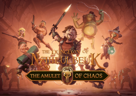 The Dugeon of Naheulbeuk im Test – Review von Unaltered Magazine banner