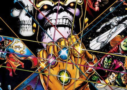 Infinity Gauntlet – Review von Unaltered Magazine Header