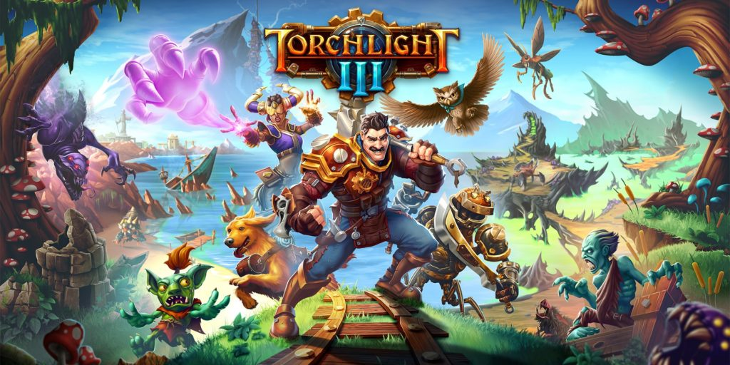 Torchlight III Review von Unaltered Magazine