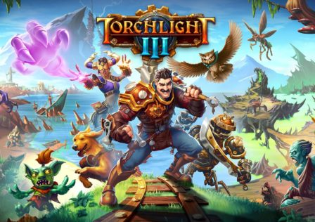 Torchlight III im Test – Review von Unaltered Magazine Header