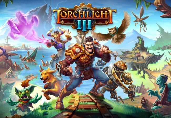 Torchlight III im Test – Review von Unaltered Magazine Header