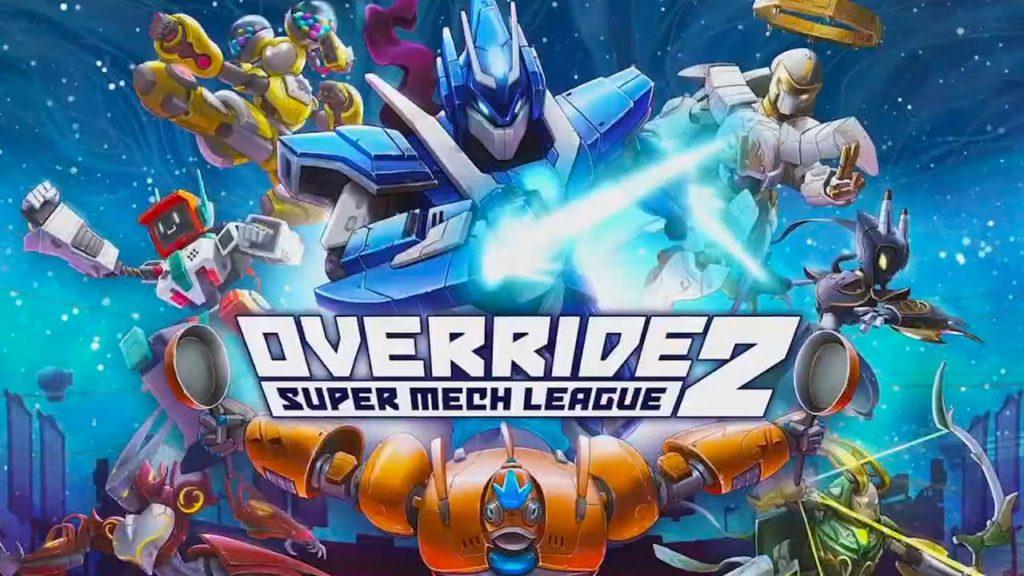 Override 2 Preview von Unaltered Magazine