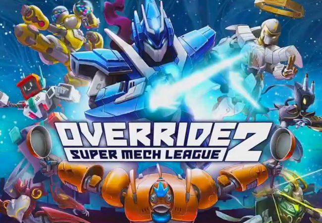 Override 2 Preview von Unaltered Magazine banner