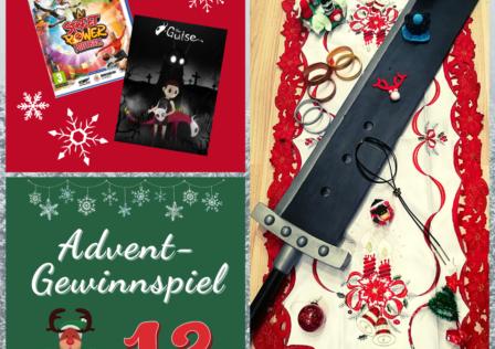 Unaltered Adventgewinnspiel – Adventkalender Tür 12